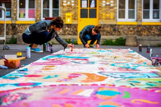 grands voisins-art-peinture