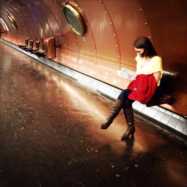 parisienne-métro-1
