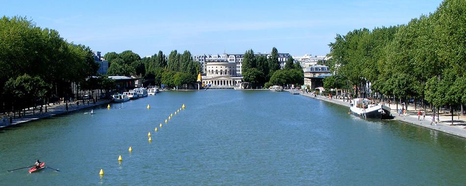 D couvre les futurs bassins de baignade de la villette en for Piscine de villette de vienne