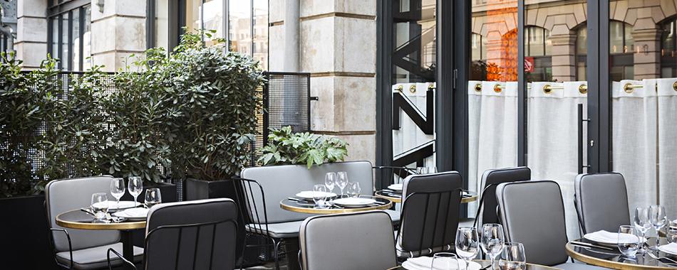 La nouvelle terrasse cach e de saint lazare - Du bruit dans la cuisine saint lazare ...