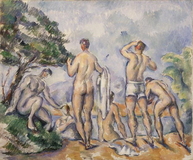 monet-cézanne