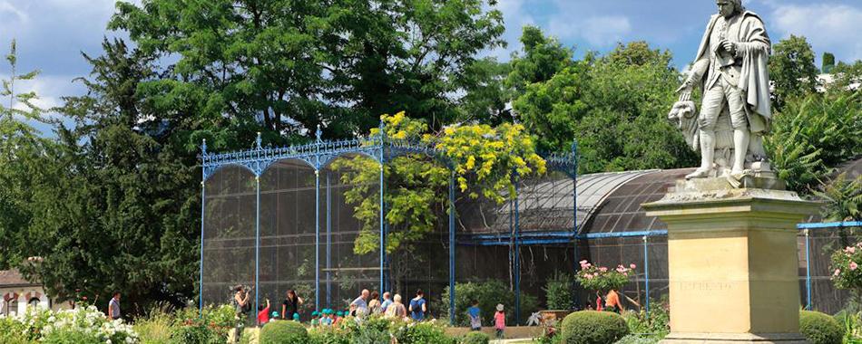 Un nouveau parc d attractions arrive au jardin d 39 acclimatation - Pavillon des oiseaux jardin d acclimatation ...
