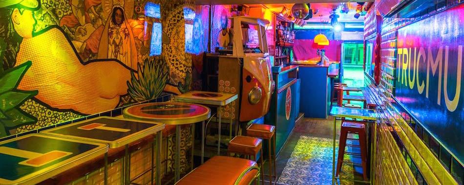 les bars les plus atypiques pour un afterwork paris. Black Bedroom Furniture Sets. Home Design Ideas