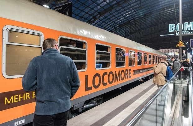 trains allemagne locomore écolo bio hipster