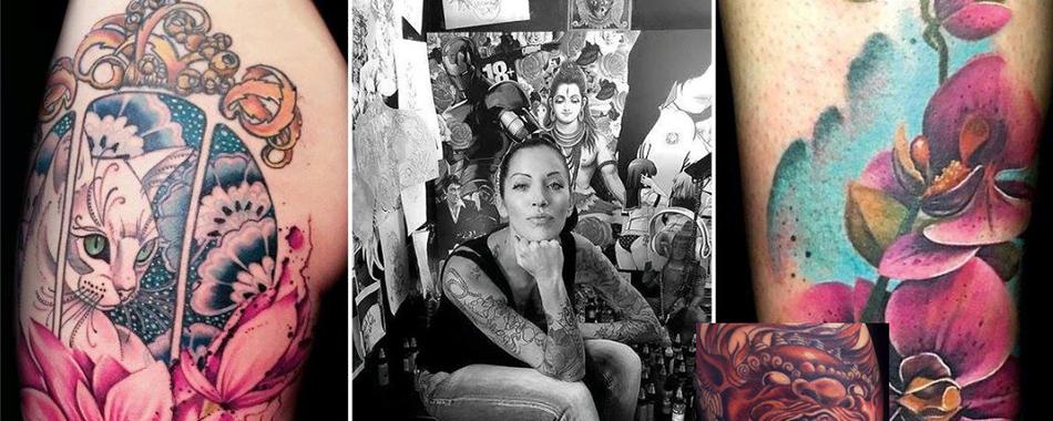 kalie art tattoo
