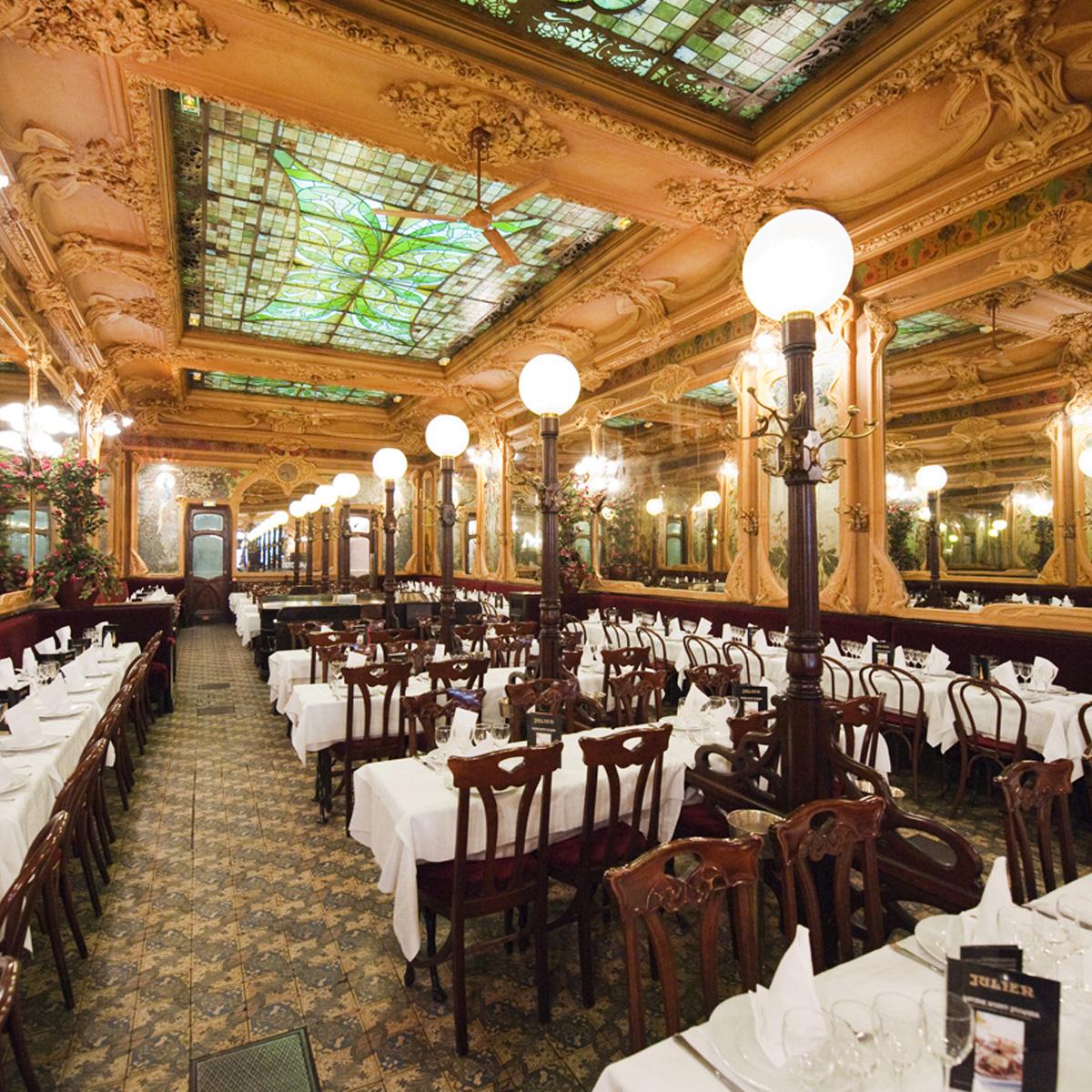 restaurant mythique paris