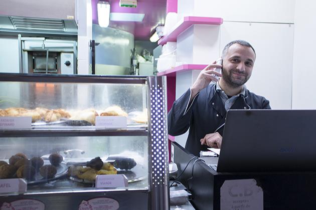 Etoile du Liban kebab paris 9e