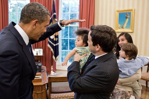 Avec Junior, le bébé incroyablement chevelu