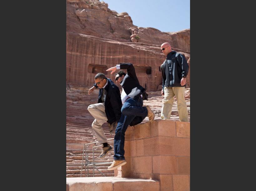 A Petra, Jordanie (23/03/13)