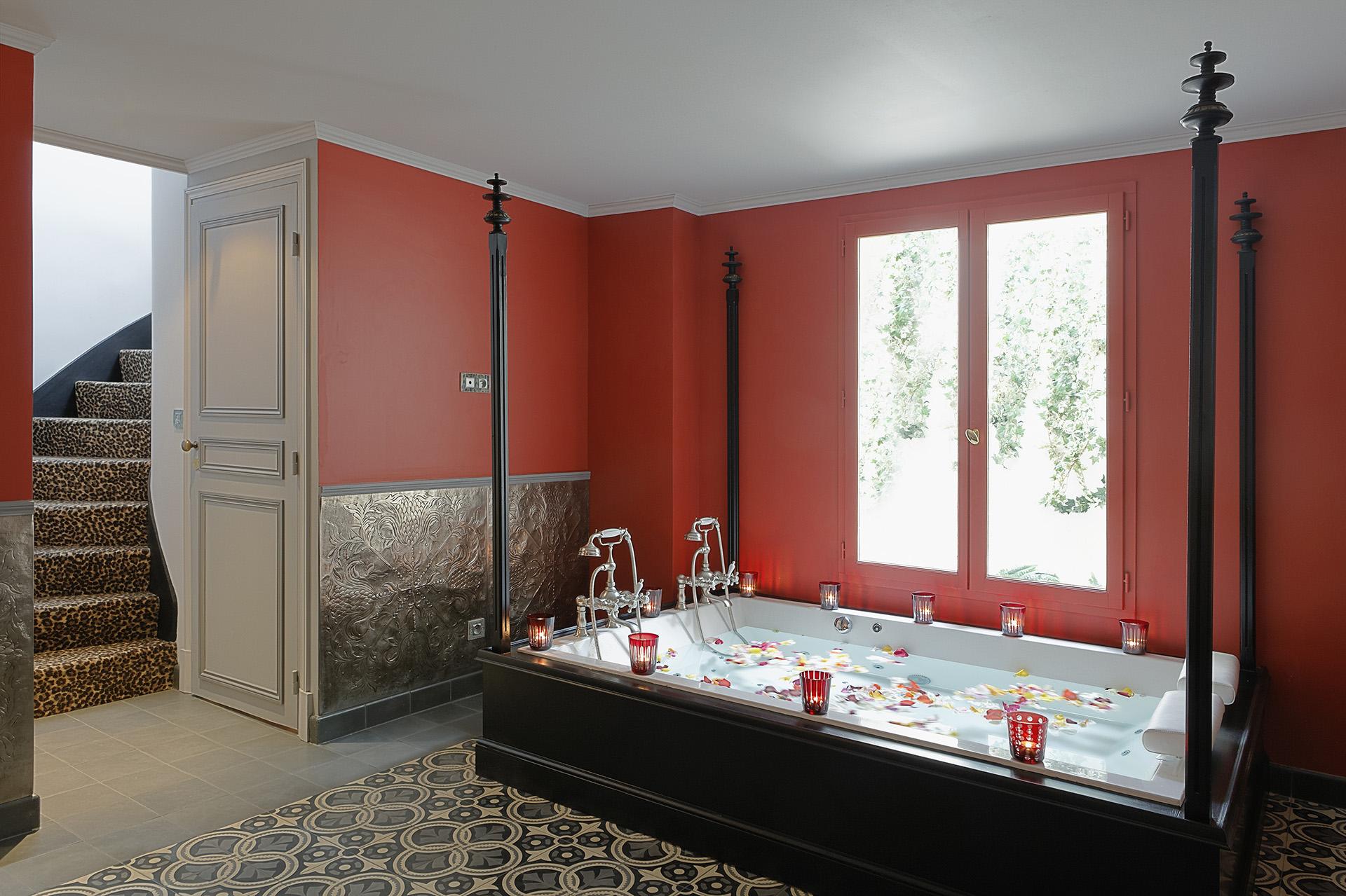 Hôtel romantique à Paris : les meilleures adresses !