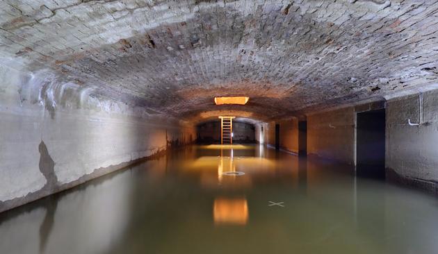 lieu caché souterrain paris opéra garnier