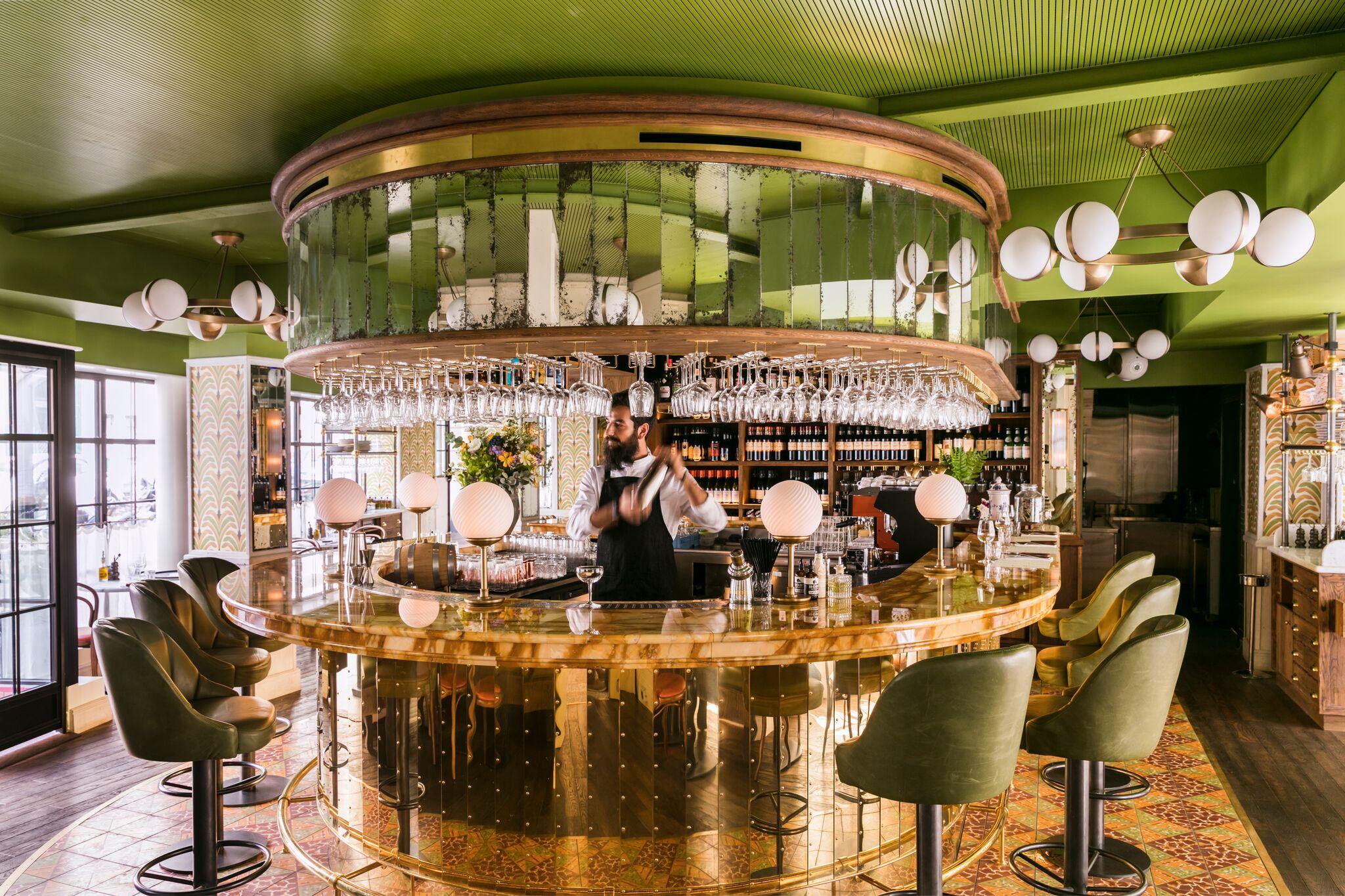 Restaurant Cocktail Paris