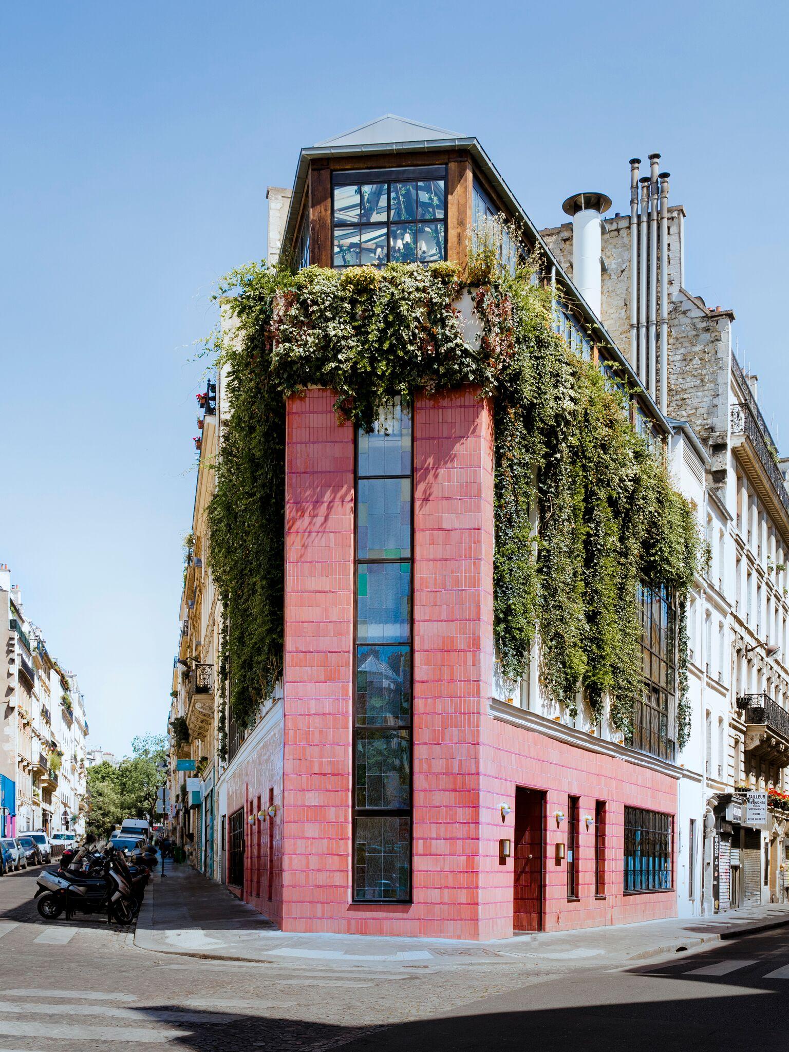 Restaurant Rue De Paris Douai