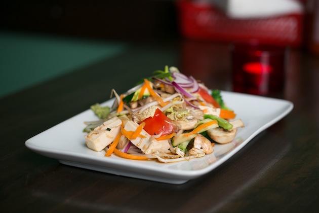 Restaurant thailandais à Paris