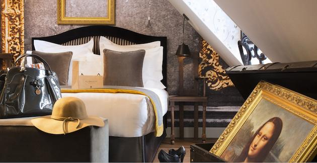 hotel-romantique-paris-da-vinci