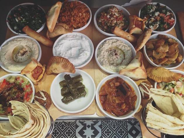 restaurant libanais paris les meilleures adresses. Black Bedroom Furniture Sets. Home Design Ideas