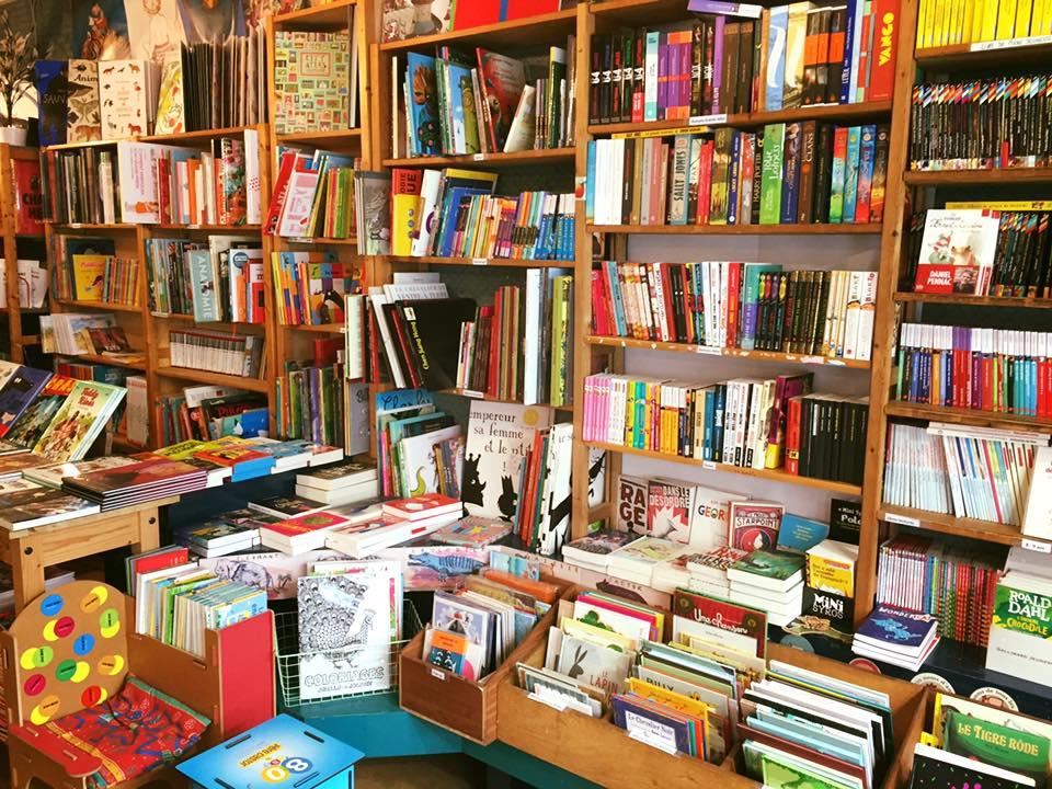 Nos librairies de quartier pr f r es for Libraire maison