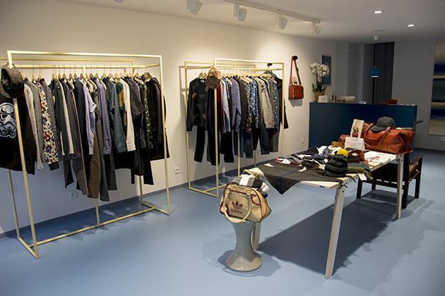 Bien bien habillé boutique vêtements paris