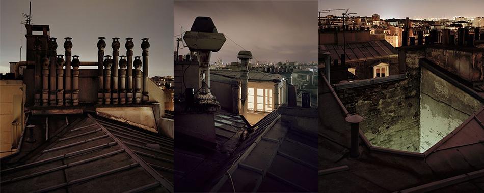 Les rooftops secrets de paris la nuit tomb e for Les secrets de paris
