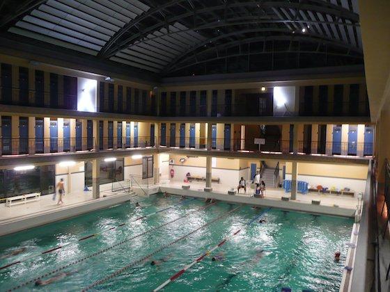 Top des piscines o plonger apr s 22h - Piscine pailleron paris horaires ...