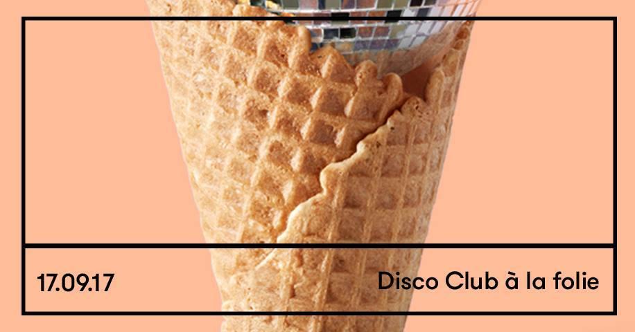 Disco Club La folie Paris