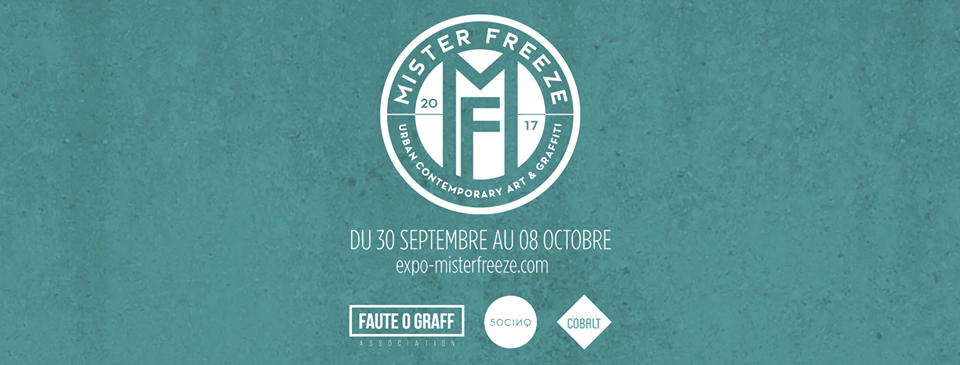 exposition mister freeze 2017