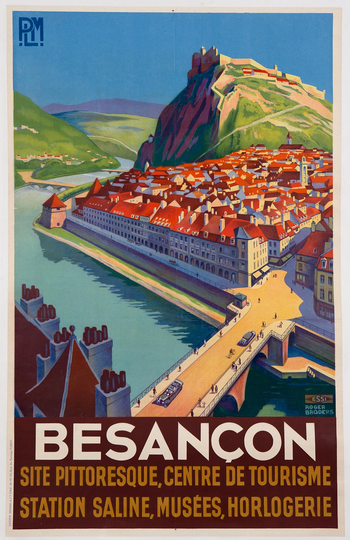 Roger Broders Besançon