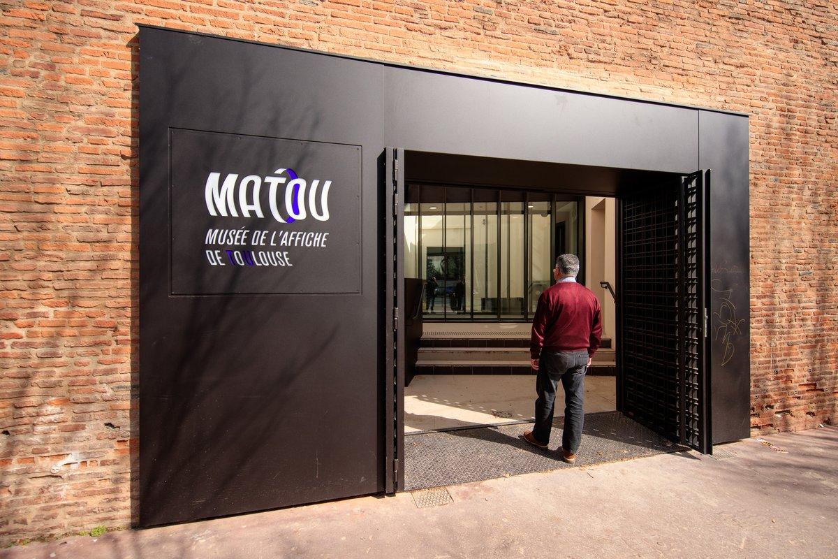 MATOU musée de l'affiche de toulouse