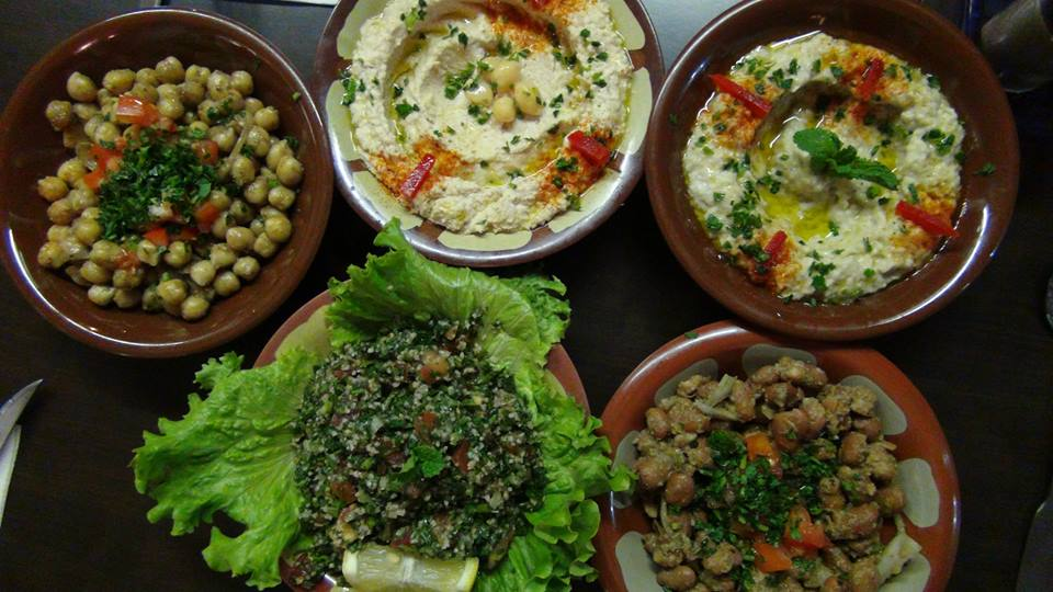 restaurant libanais toulouse aux délices du liban