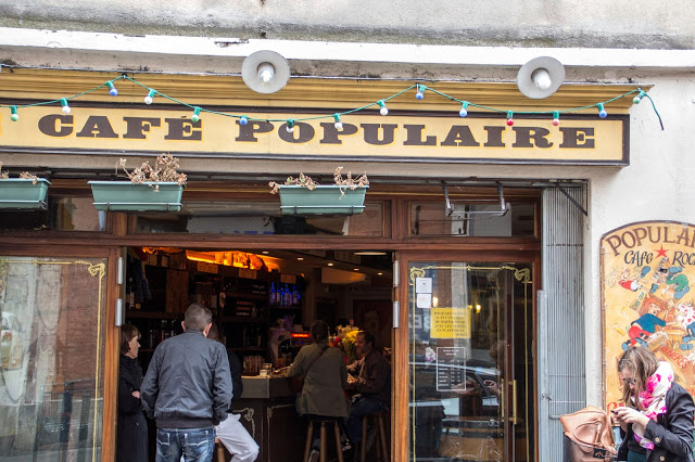 Le top des happy hours à Toulouse - Le Café populaire