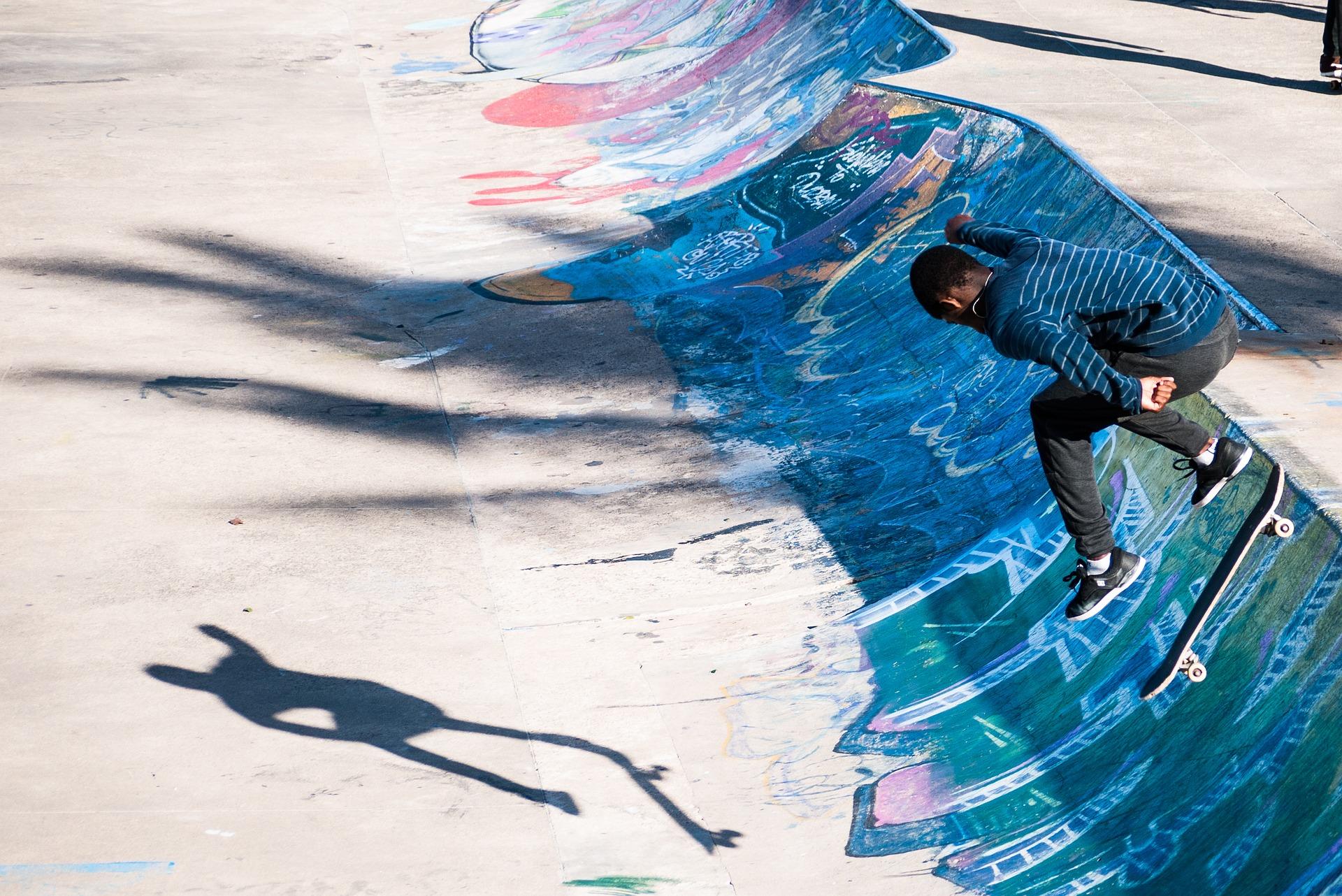 Meilleurs Skateparks à Toulouse - Skatepark de la Grande Plaine