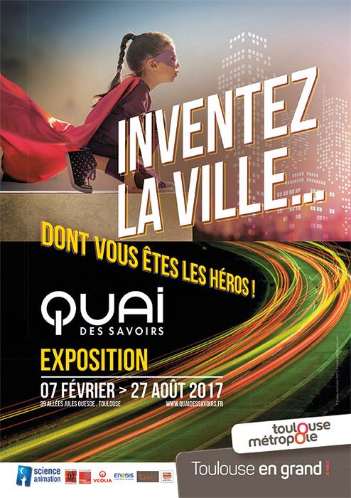 exposition toulouse La grande expo quai des savoirs