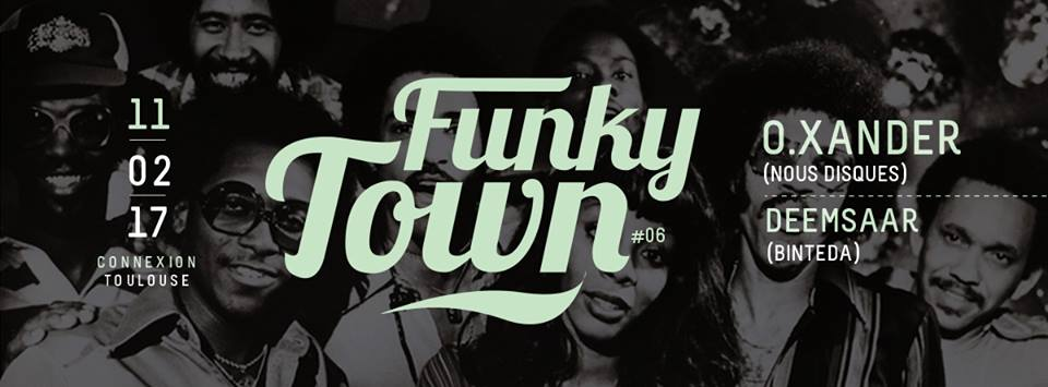 funky town fevrier 2016 toulouse