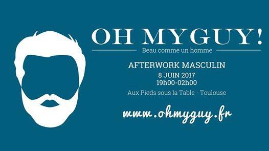 oh my guy afterwork masculin toulouse