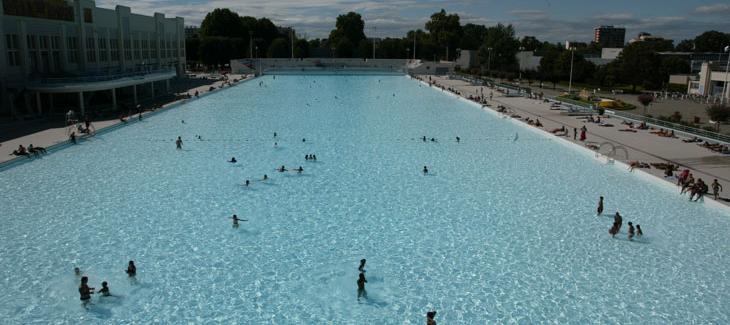 Top des piscines o se baigner cet t toulouse for Tarif piscine toulouse