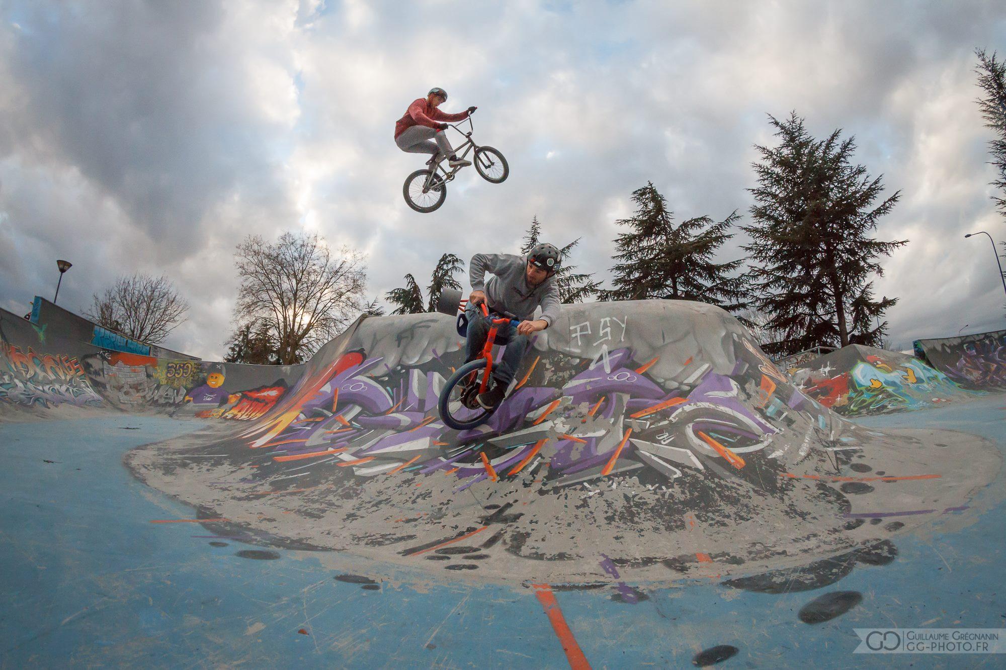 Meilleurs Skateparks à toulouse - Skatepark Ponts Jumeaux