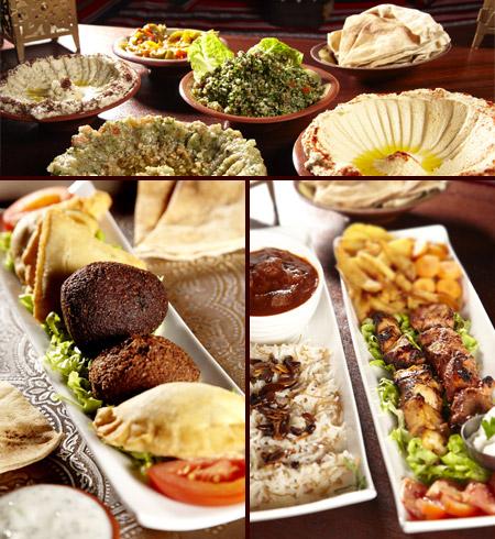 restaurant libanais toulouse Sandibad