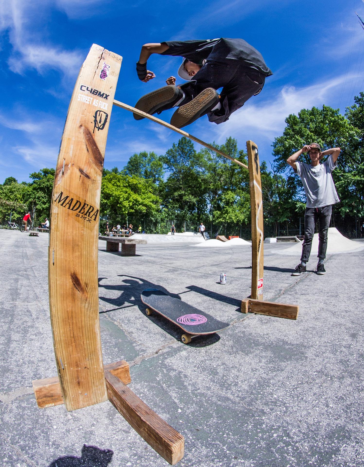 Meilleurs Skateparks à Toulouse - Skatepark Sacaros