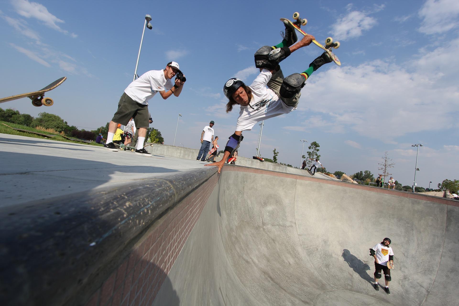 Meilleurs SkateParks à Toulouse - Skatepark Ernest Renan