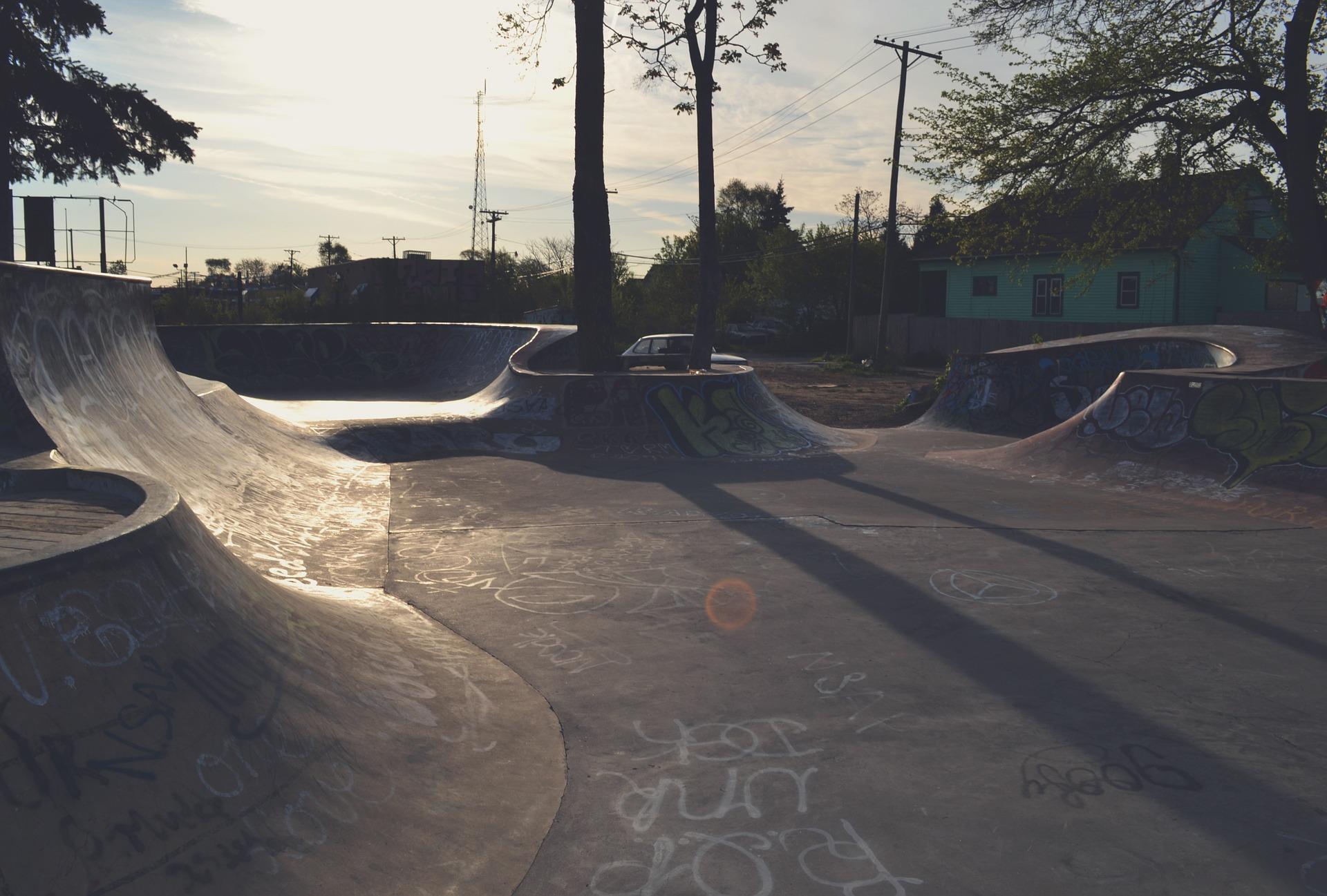 Meilleurs Skateparks à Toulouse - Skatepark La Terrasse