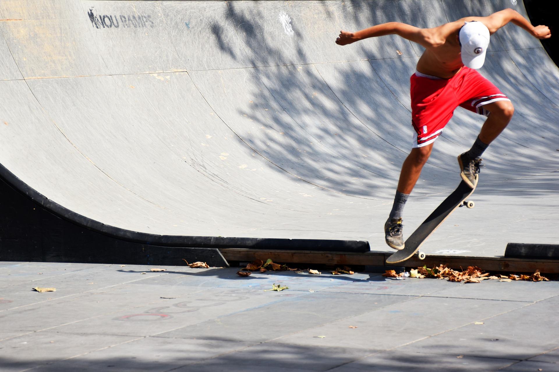 Meilleurs Skateparks à Toulouse - Skatepark Rangueil