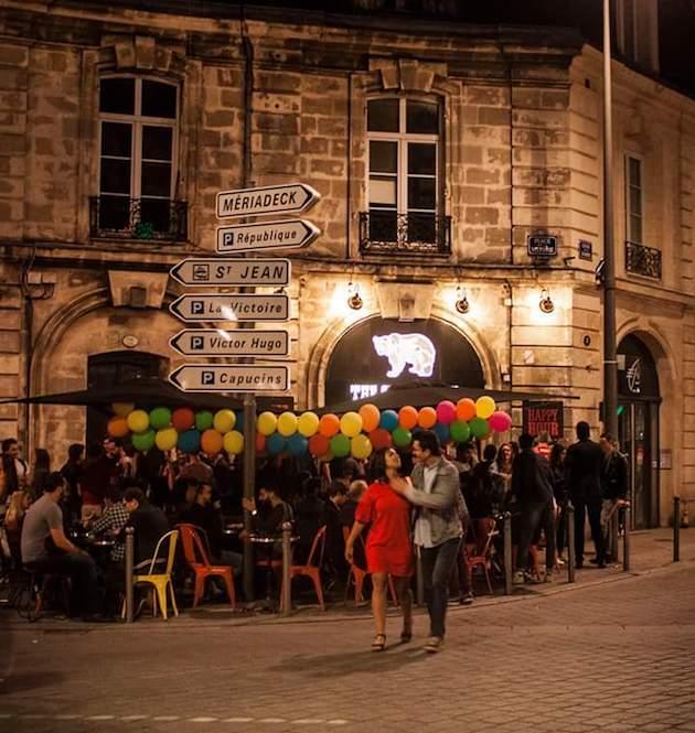 bar dansant Bordeaux