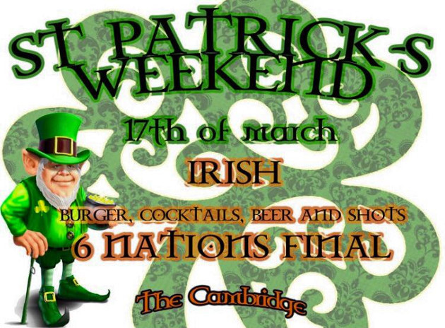 saint patrick bordeaux