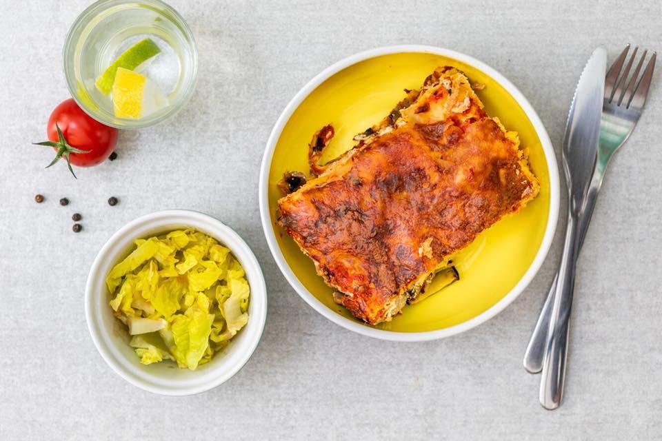 VJ cantine : une cuisine du monde gourmande et ...