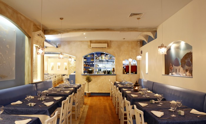 île de crète restaurant rue de gand