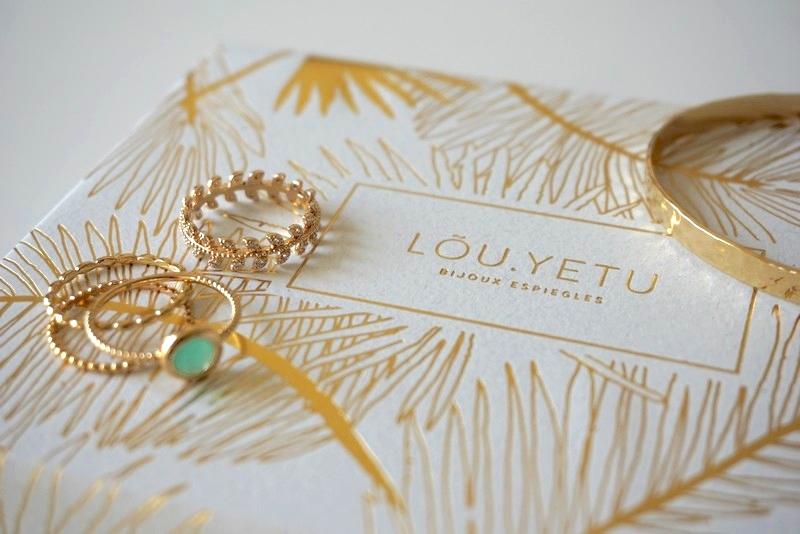 grossiste vente de sortie offres exclusives Un bar à bijoux éphémère LÕU.YETU débarque à Lyon