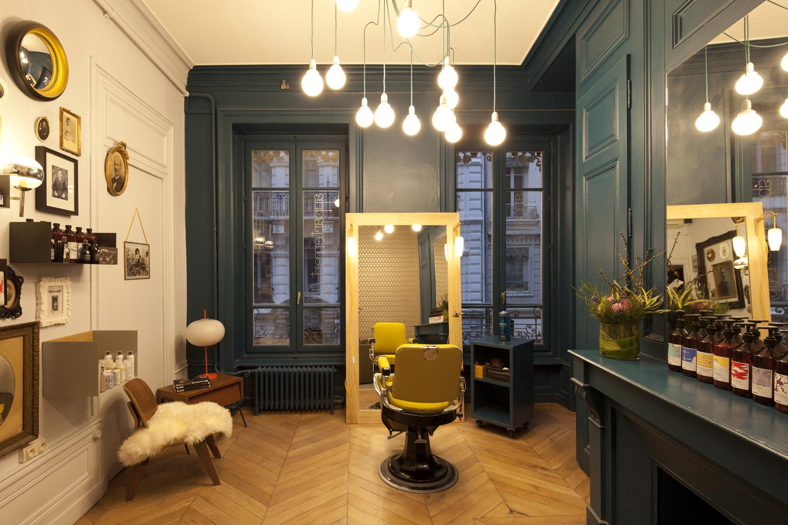 Top des meilleurs barbiers de lyon - Decoration salon appartement ...