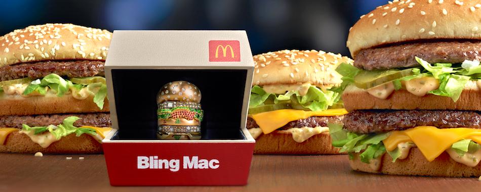 Il sera bientôt possible de se marier dans les fastfoods