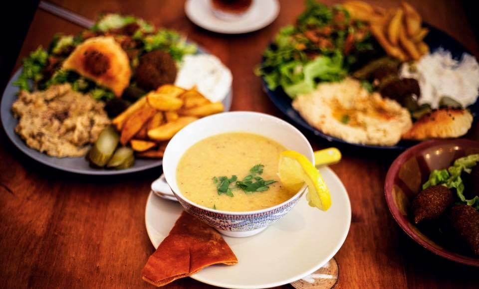 restaurant libanais marseille