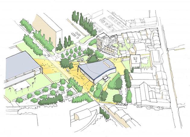 salle fete grand parc projet urbain bordeaux